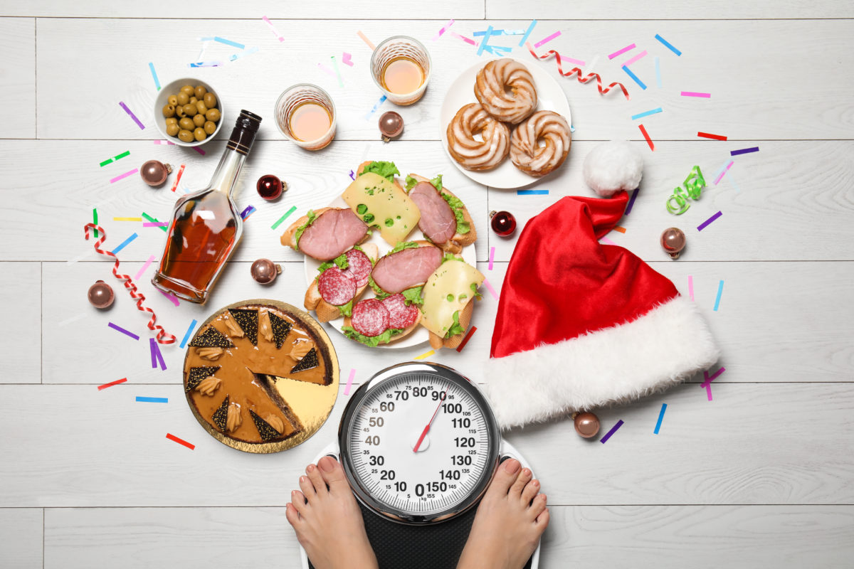 Healthy tips for the holidays