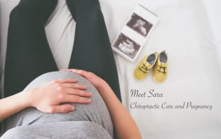 Chiropractic care during pregnancy - south portland maine womans story