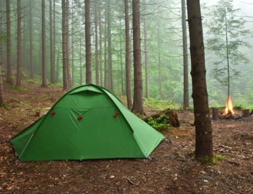 Camping without the aches and pains